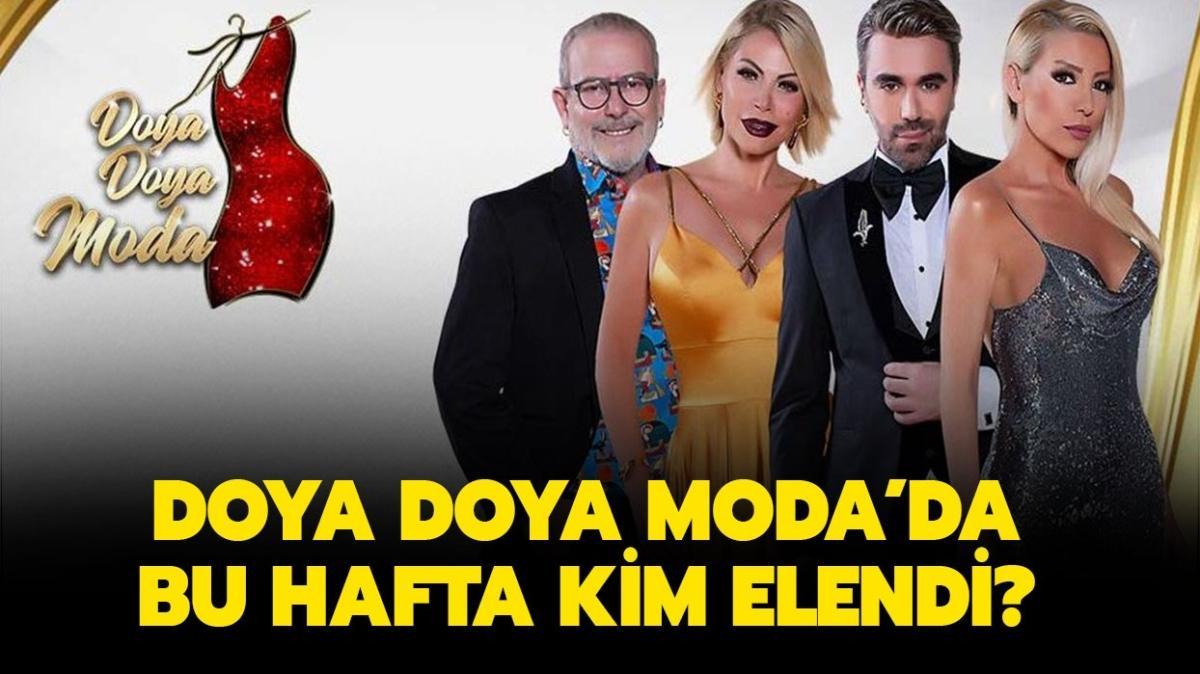 Doya Doya Moda 23 Ekim haftanın birincisi açıklandı!