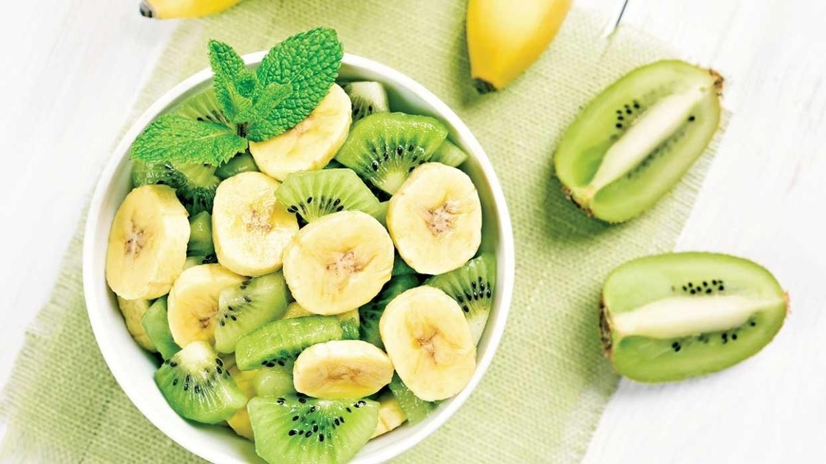 Hastalanmamak için beslenmeye dikkat etmelisiniz