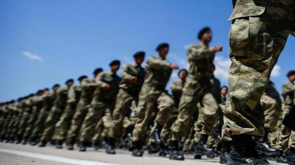 Kasım celp dönemi askerlik yerleri açıklandı