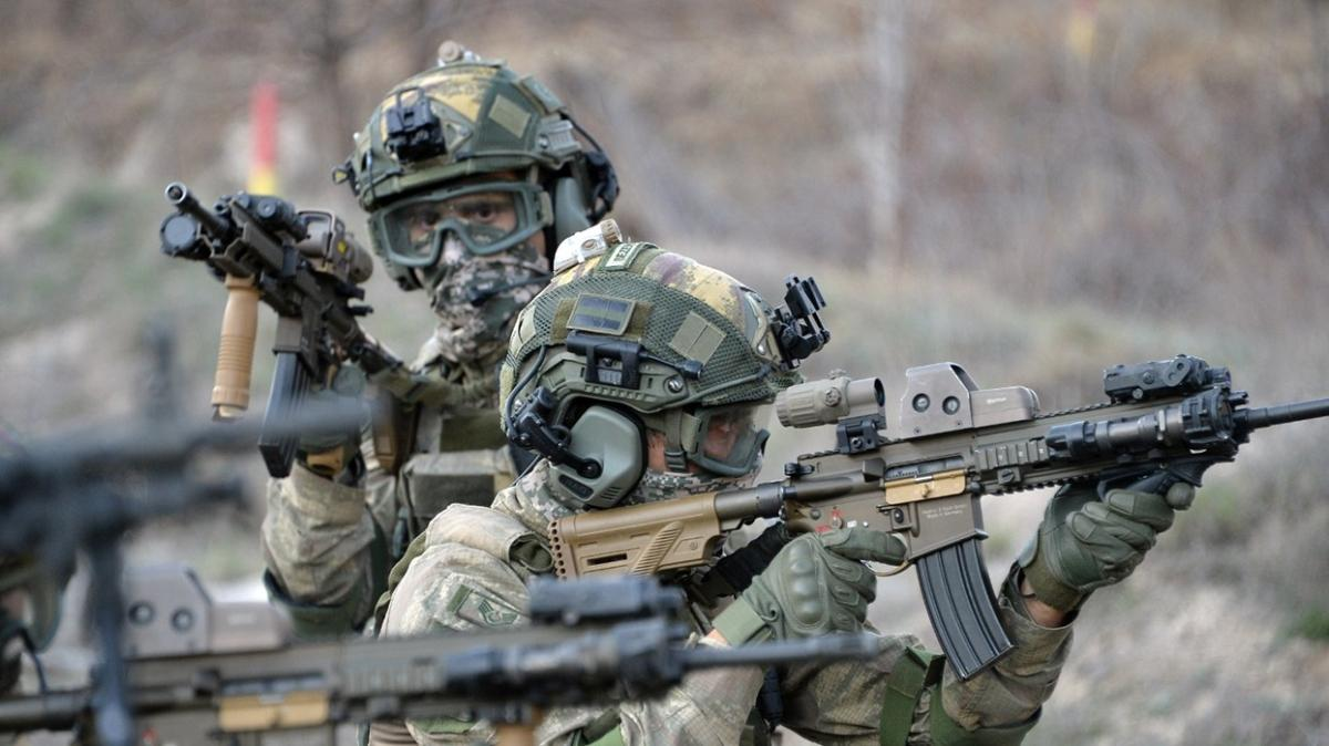 MSB açıkladı: 2 terörist etkisiz hale getirildi