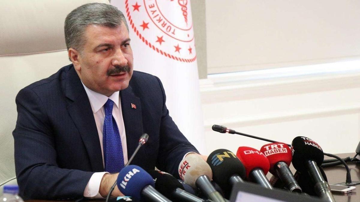 Sağlık Bakanı Koca: Salgın tüm ülkede yeniden tırmanışa geçmiş durumda