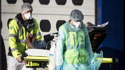 Fransa'da koronavirüs alarmı