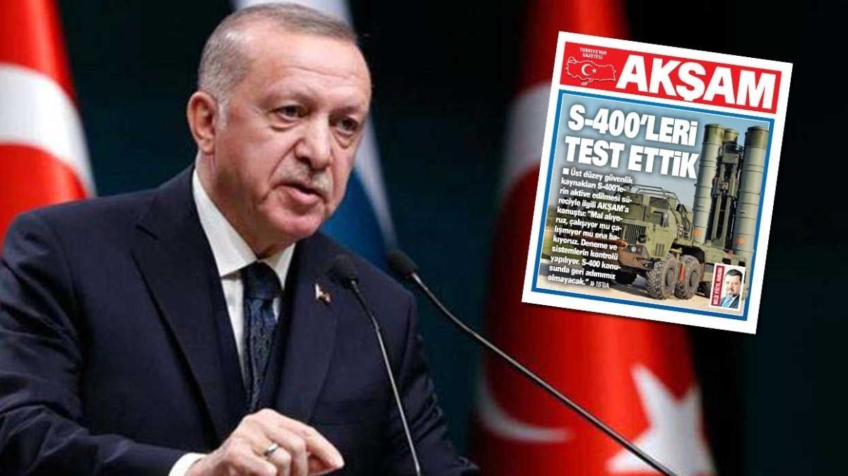 Başkan Erdoğan: ABD'nin tavrı bizi bağlamaz