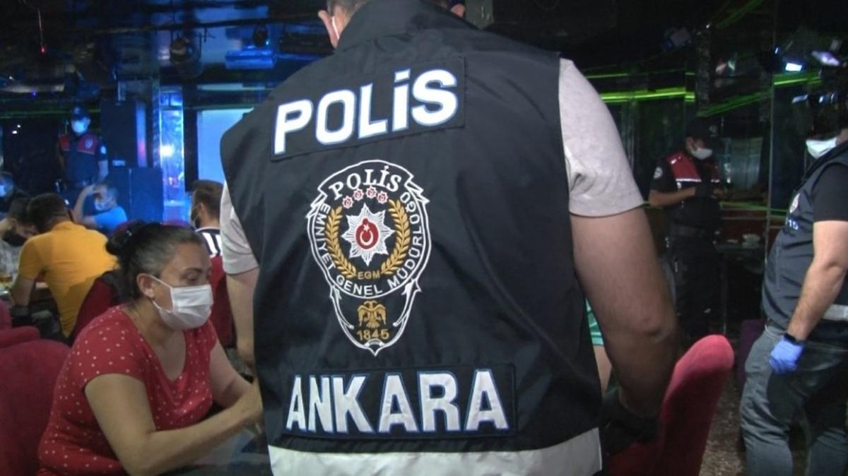 Başkentte 750 polis ile asayiş uygulaması: Firari FETÖ hükümlüsü yakalandı