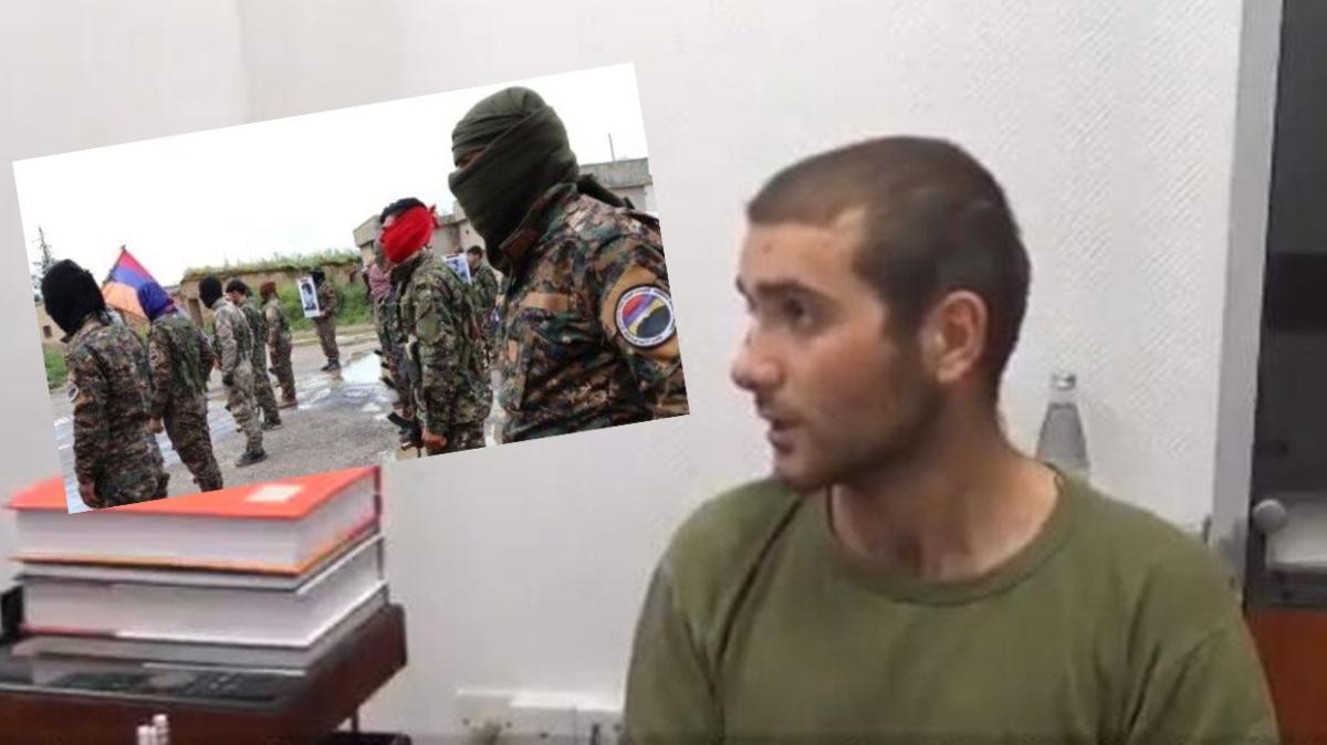 Ermeni askerinden 'terör devleti' itirafı