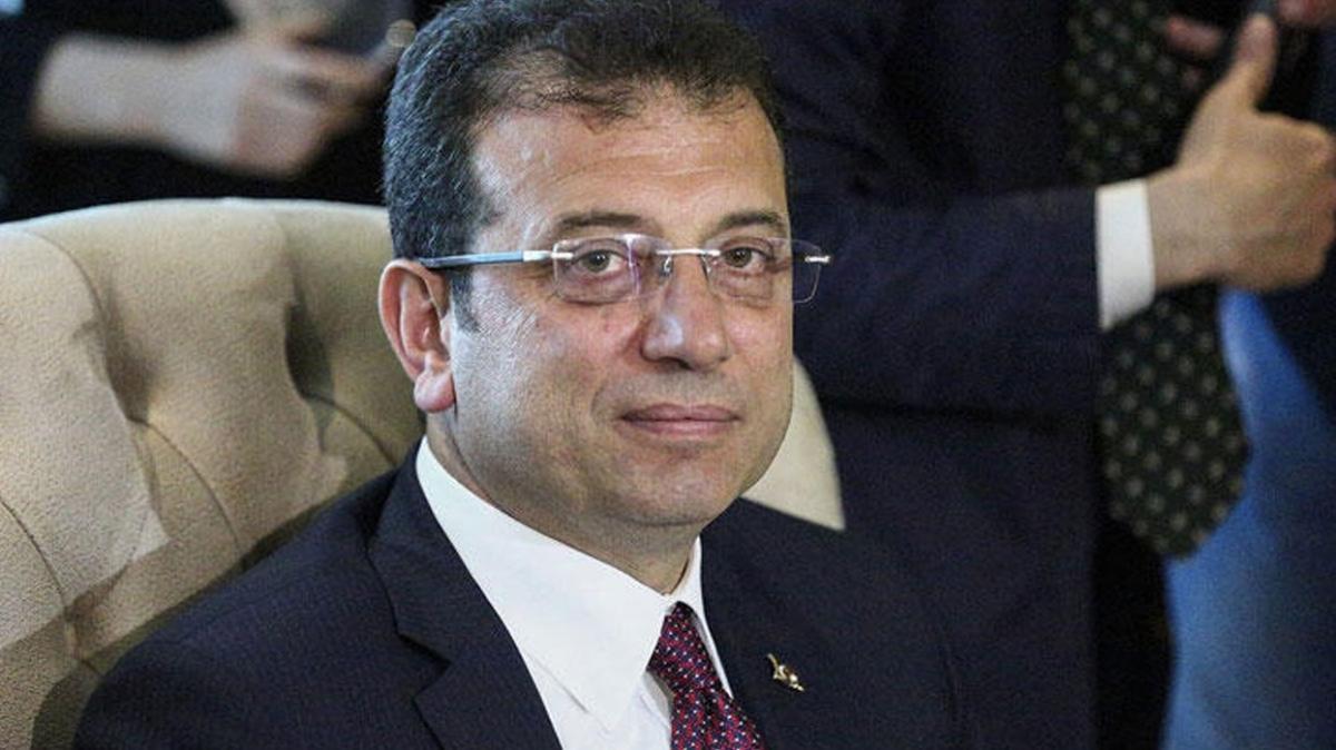 İBB Başkanı Ekrem İmamoğlu koronavirüse yakalandı