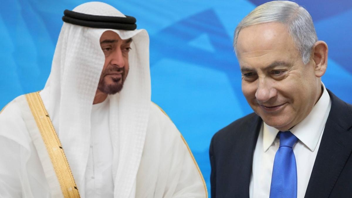 Kirli ittifakın ardında dikkat çeken detay: İsrail, BAE'nin parasını kapmak için koşturuyor