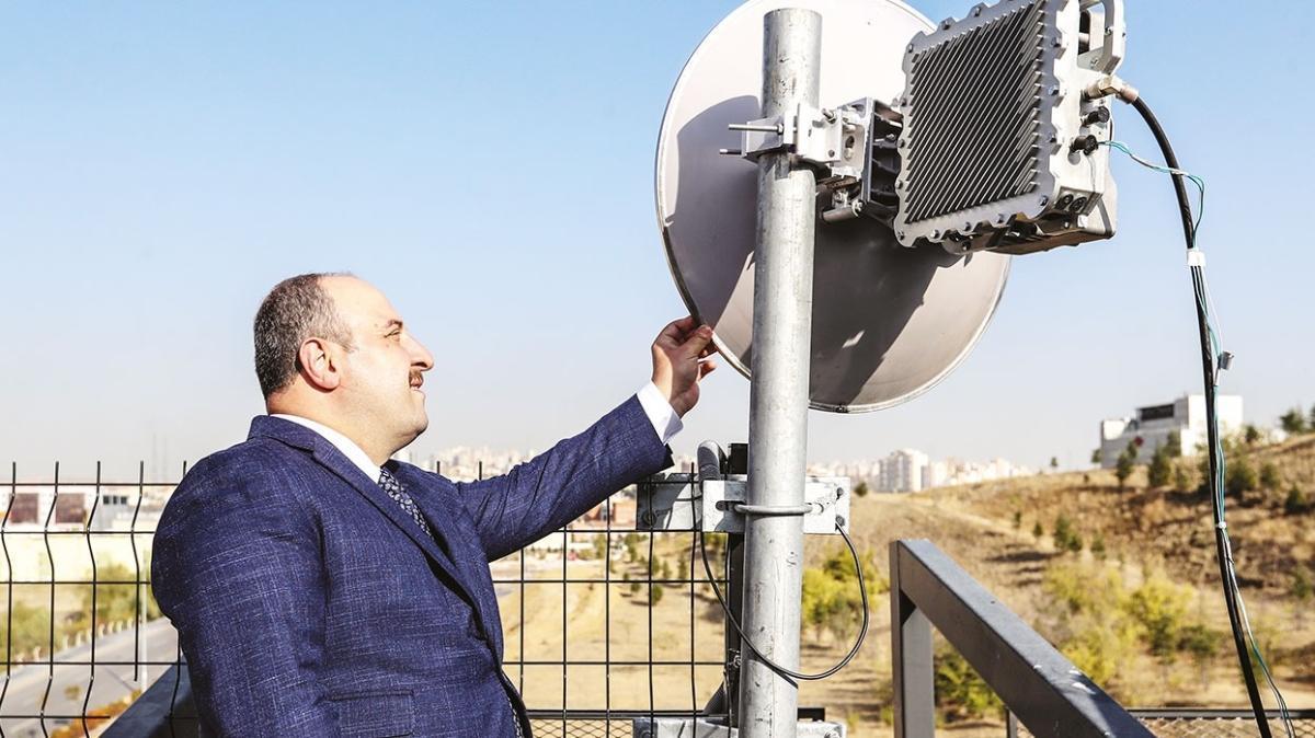 Radyolojik test başarıyla tamamlandı: Milli 5G şebekesiyle 12 kilometreden görüntü