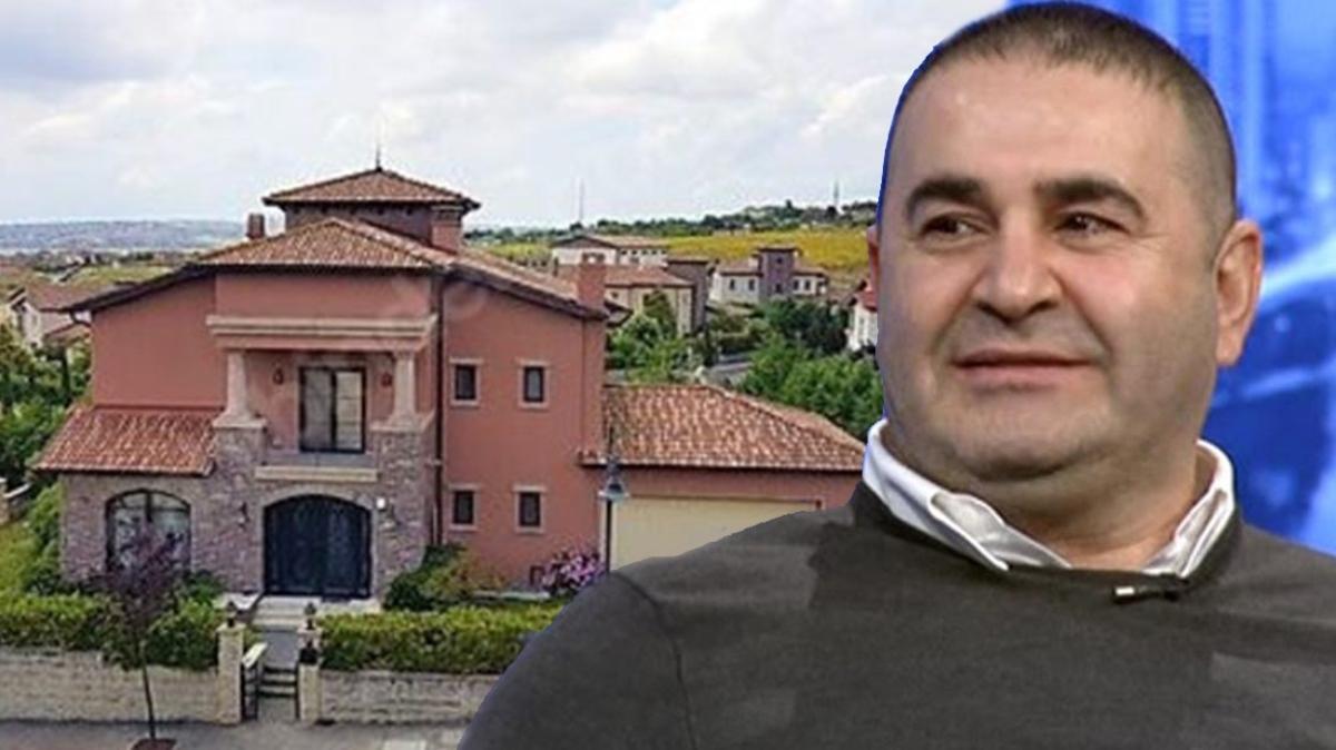 Şafak Sezer villasını 9,7 milyona satışa çıkardı