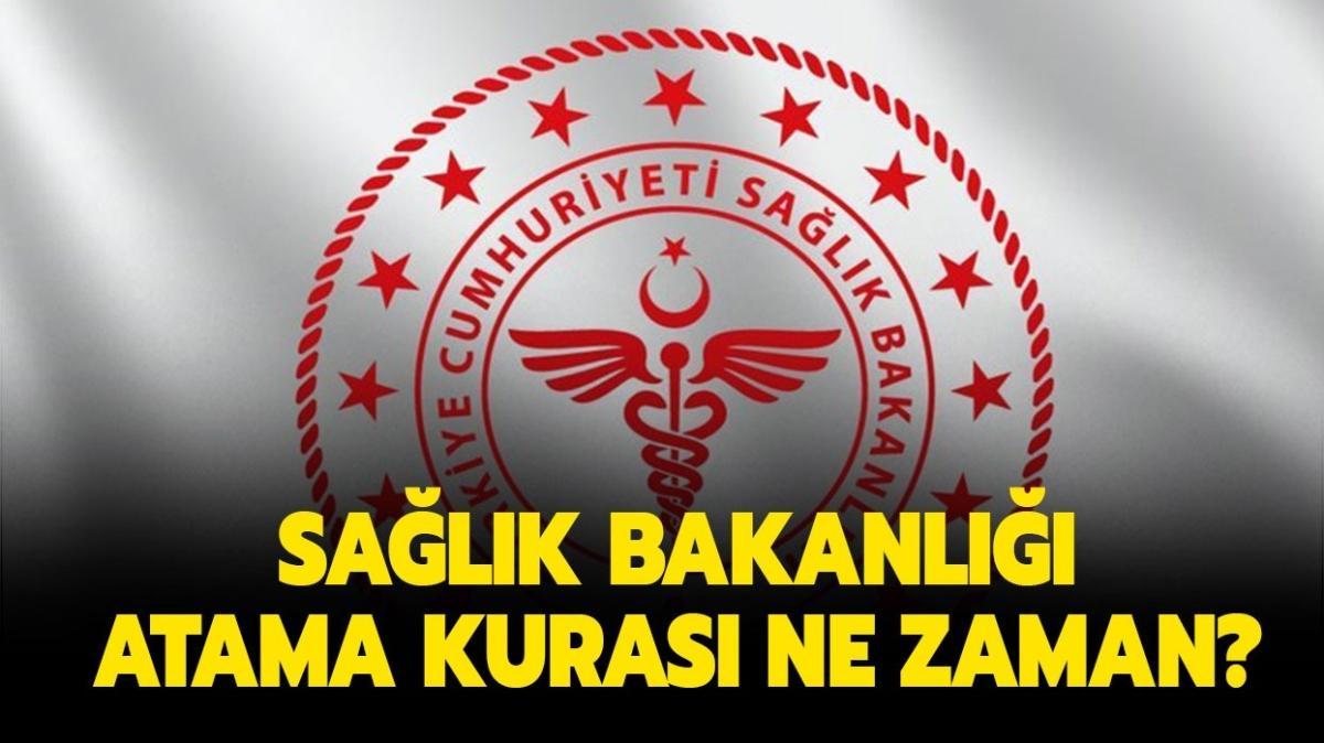 """Sağlık Bakanlığı atama başvuru tarihleri belli mi"""" Sağlık Bakanlığı 2020 yılı 2. dönem atamaları ne zaman"""""""