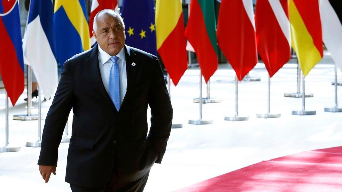 Twitter'dan duyurdu... Bulgaristan Başbakanı Borisov, koronavirüs şüphesiyle karantinaya girdi