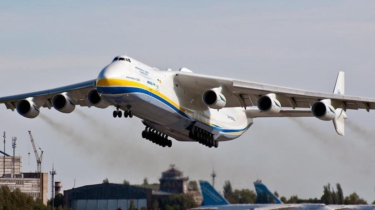 """Ukrayna'dan Türkiye açıklaması: Birlikte """"Hayal"""" uçağının ikincisini yapabiliriz"""