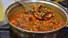 Patlıcan yemeklerinde doyumsuz lezzet: Mıcırık aşı