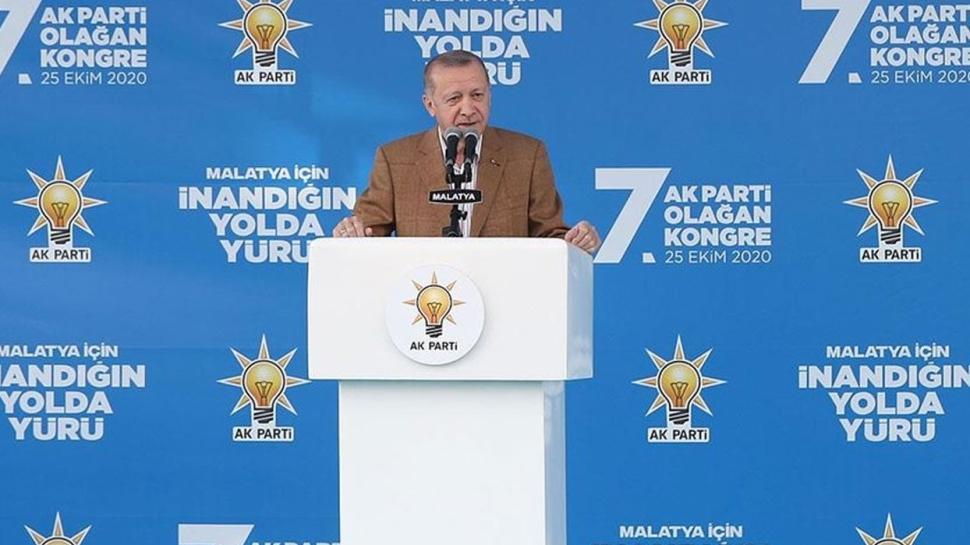 Başkan Erdoğan'dan ABD'ye rest: 'Yaptırımın neyse geç kalma'