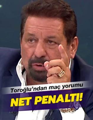 'Erzurum'un penaltısı verilmedi'