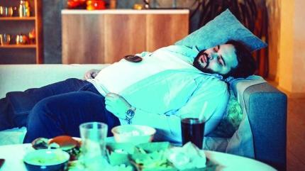 10 kiloluk artışta, uyku apnesi riski 2 kat artıyor