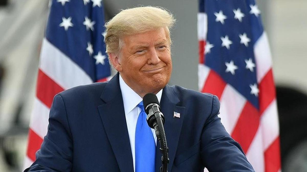 ABD Başkanı erken oyunu Florida'da kullandı: Adı Trump olan birine oy verdim