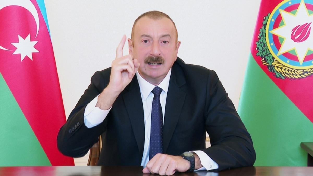 Azerbaycan Cumhurbaşkanı Aliyev duyurdu: 100'den fazla yerleşim yerini işgalden kurtardık