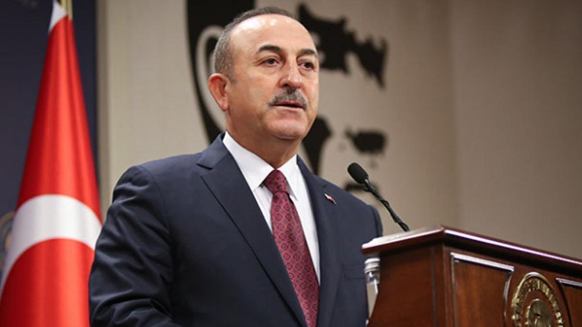 """Bakan Çavuşoğlu'ndan Avrupa'daki İslam ve yabancı düşmanlığına tepki: """"Dur"""" demenin zamanı gelmiştir"""
