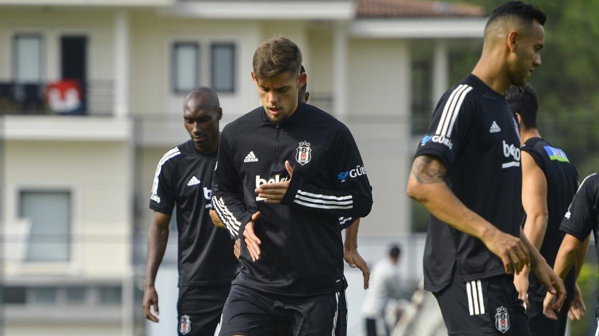 Beşiktaş'ın Denizlispor maçı kadrosu açıklandı