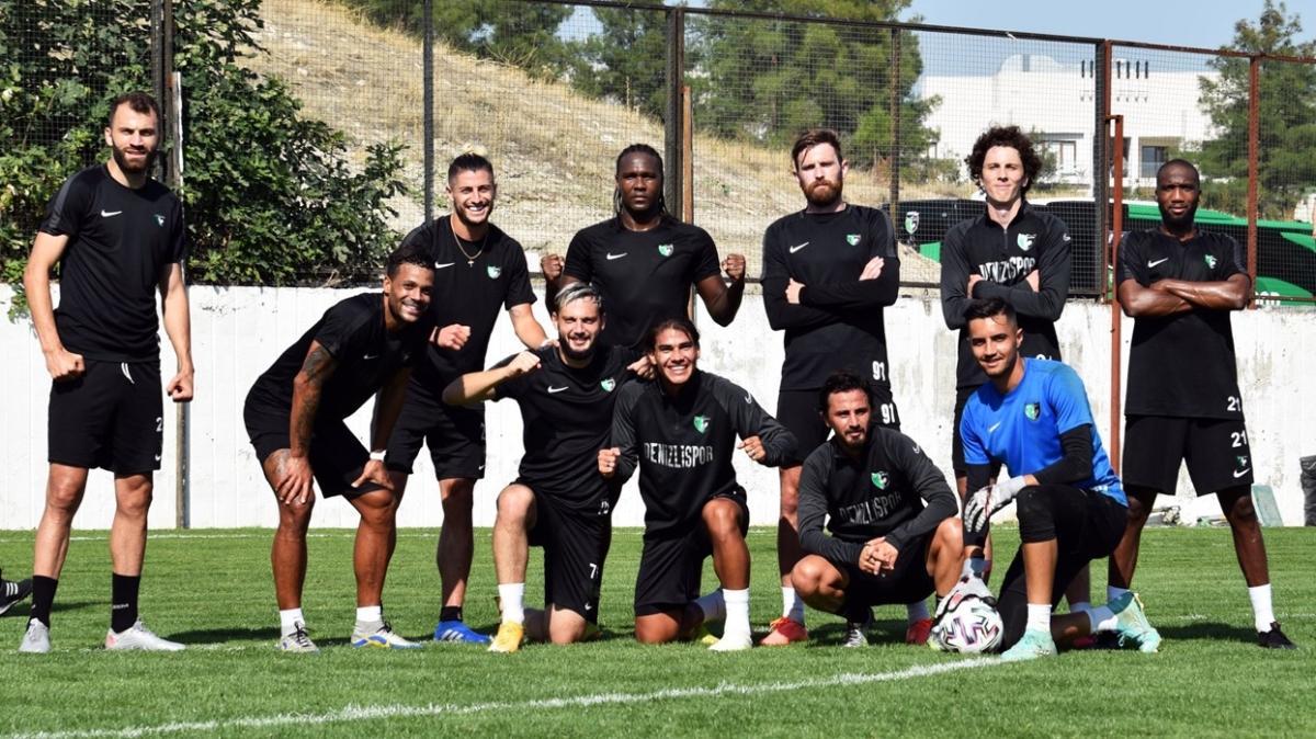 Denizlispor, Beşiktaş'ı yeneceğine inanıyor