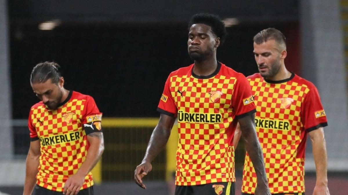 Göztepe'nin golcüleri kayıplara karıştı