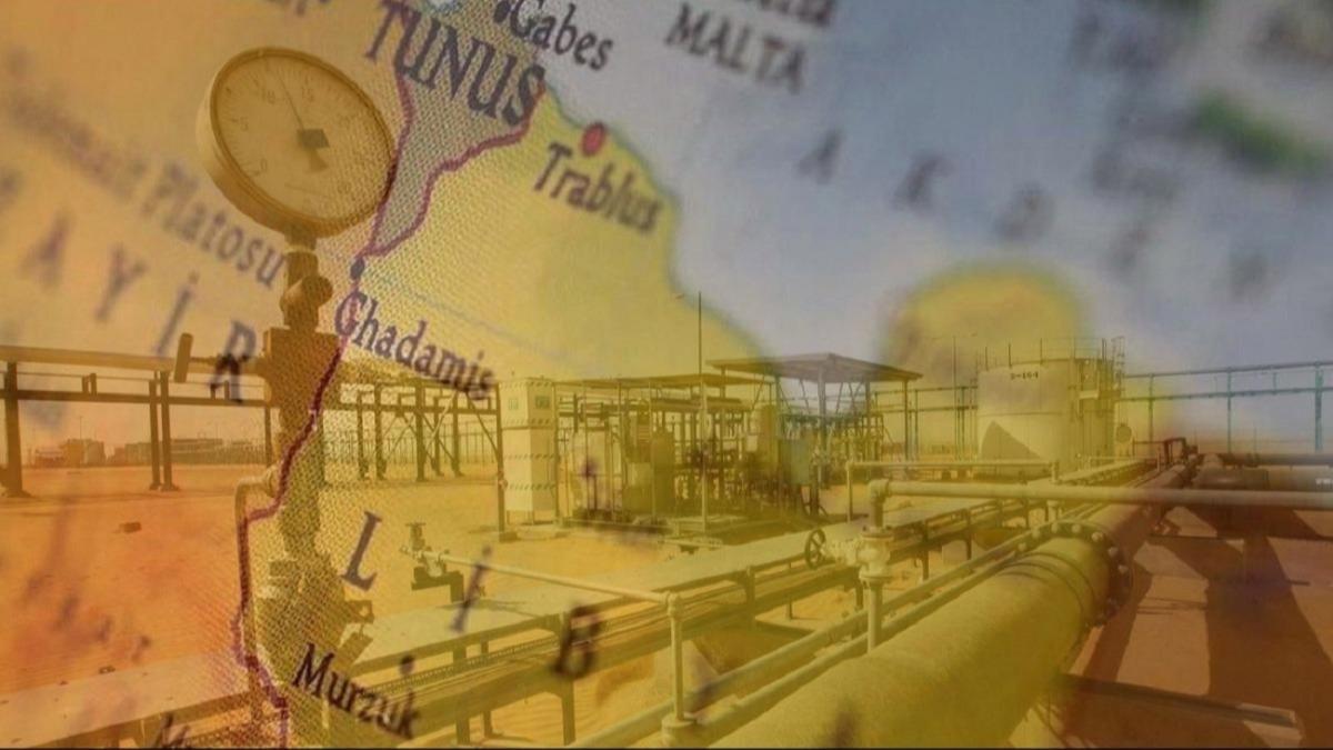 Libya Devlet Konseyi'nden Fransa'ya tepki: Total firmasıyla yapılan petrol anlaşmasının iptalini istedi