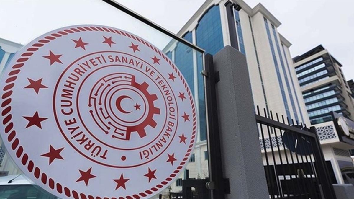 TBMM Başkanlığına sunuldu: Sanayi ve Teknoloji Bakanlığının yatırım ve destek bütçesinde yüzde 50'lik artış