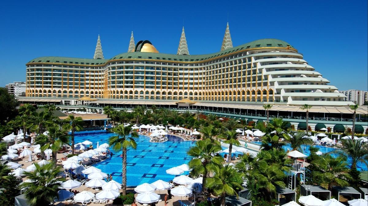 """""""Turizmin başkenti""""ndeki oteller 3 ayda 3 milyondan fazla turist ağırladı"""