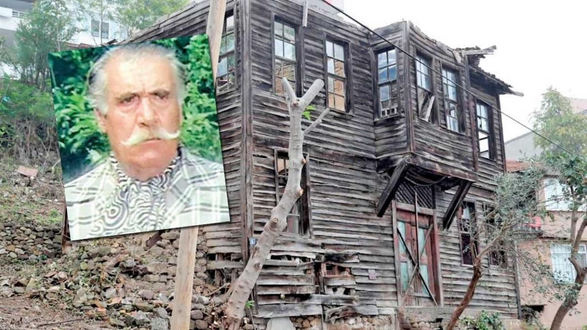 Yeşilçam'ın usta oyuncusu Hulusi Kentmen'in evi sanat merkezi olacak