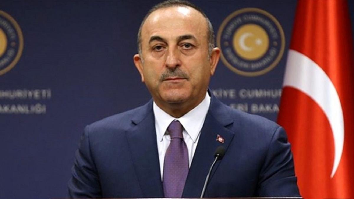 Bakan Çavuşoğlu'ndan tatbikat açıklaması: İyi niyet göstergesi olarak iptal ettik