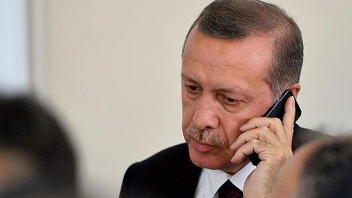 Başkan Erdoğan'dan Anavatan Partisi Genel Başkanlığı'na yeniden seçilen Çelebi'ye tebrik