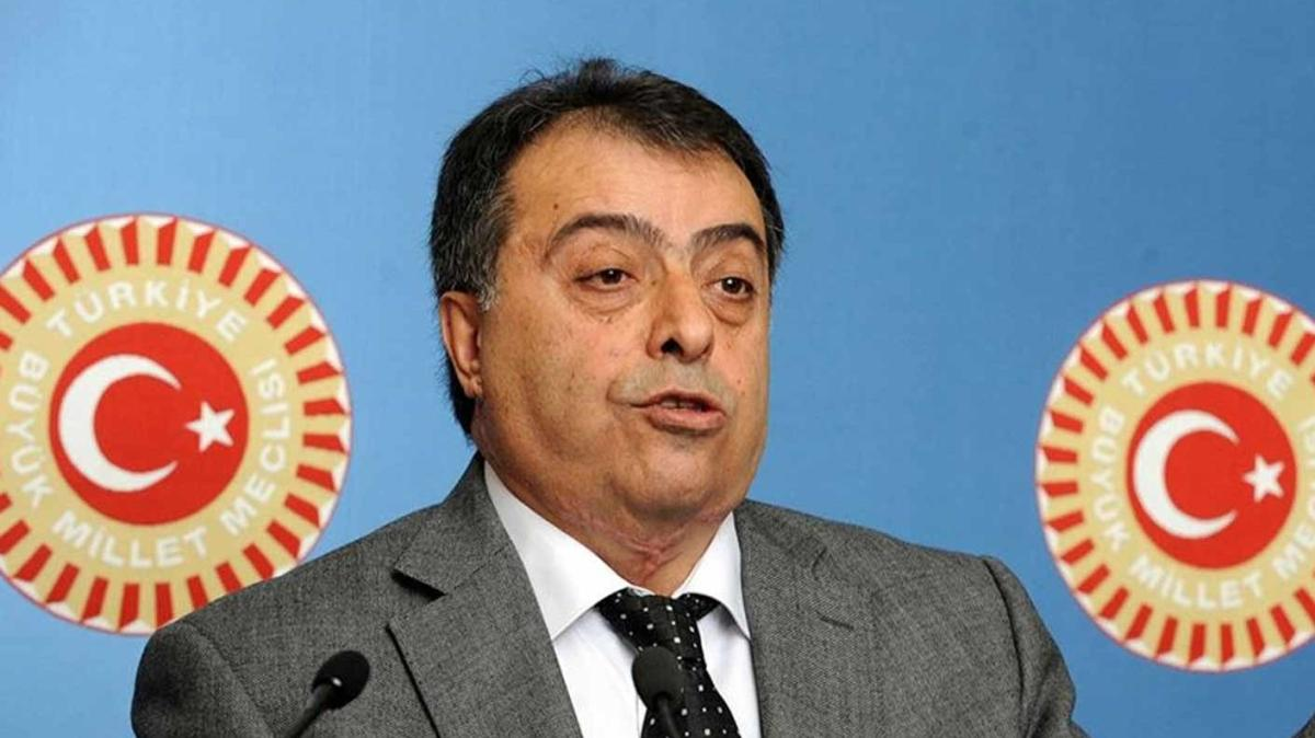Eski Sağlık Bakanı Durmuş hayatını kaybetti