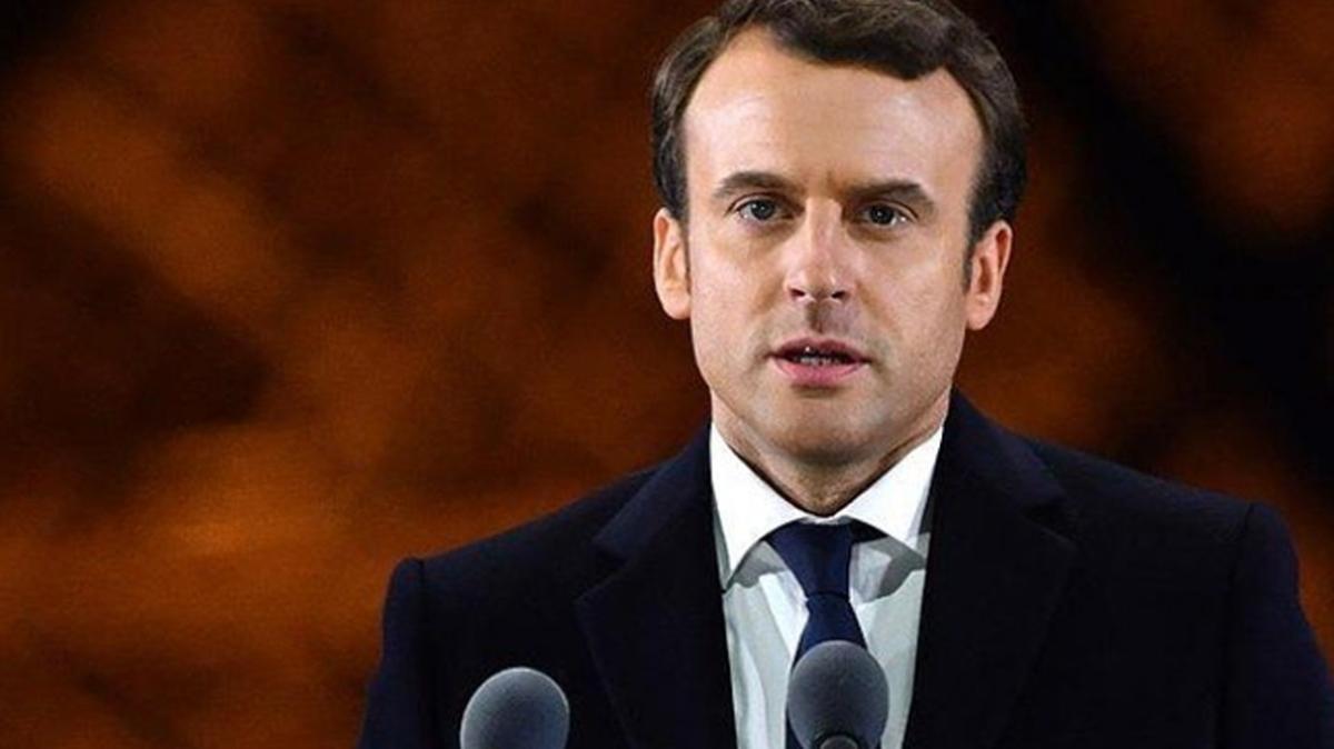 """Macron 3 dilde tweet attı, Fransız Dışişleri çağrı yaptı... """"Boykotu durdurun"""""""