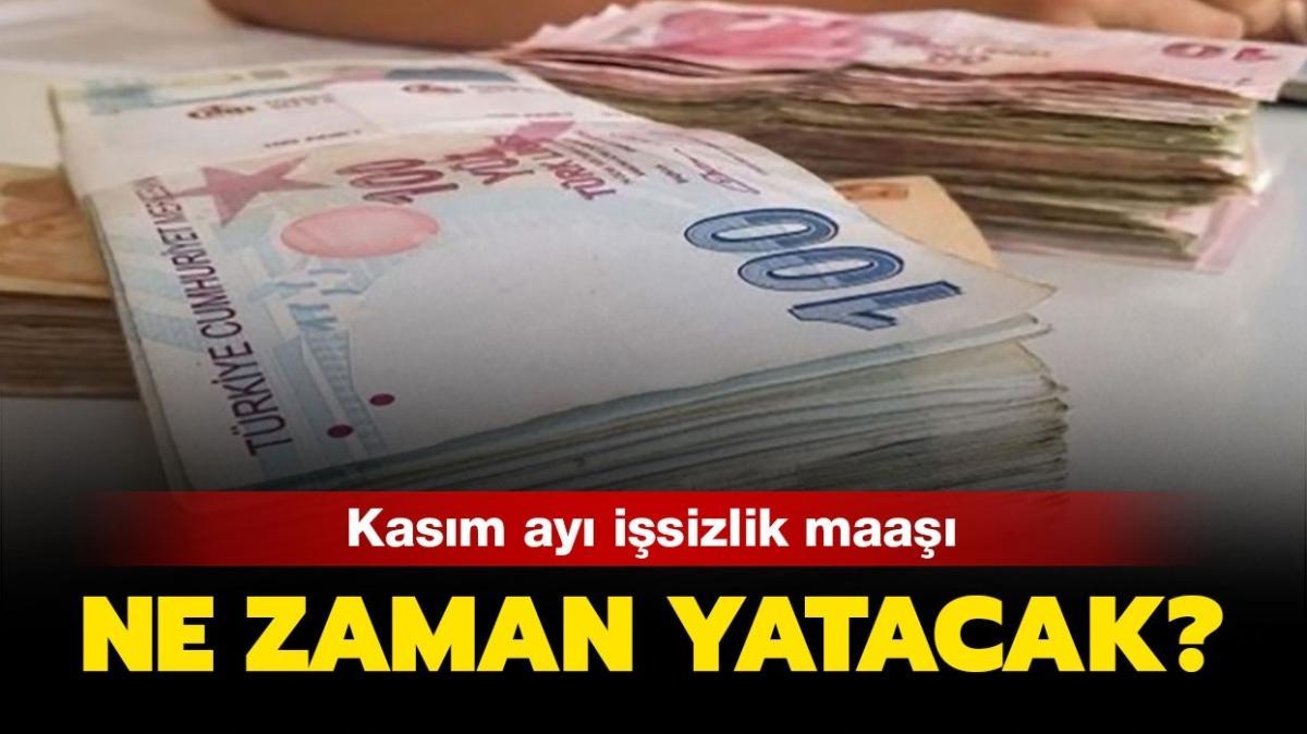 """İŞKUR işsizlik maaşı sorgulama! Kasım ayı işsizlik maaşı ne zaman yatacak"""""""