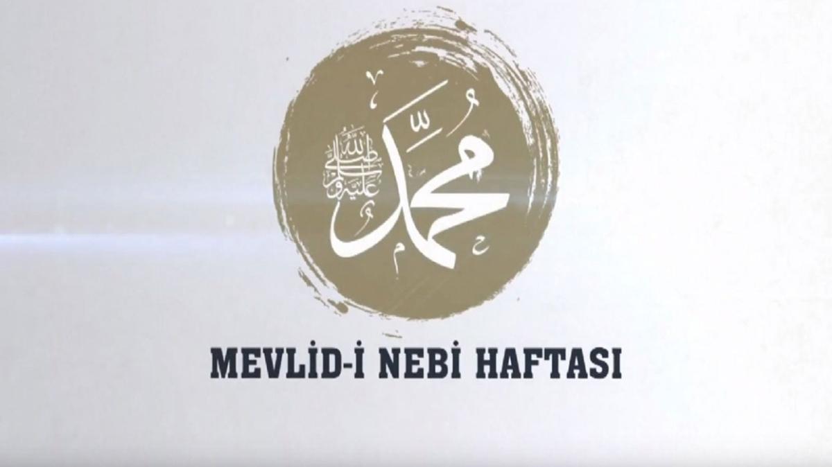 """Mevlidi Nebi Haftası önemi nedir"""" Mevlid-i Nebi Haftası nedir, ne zaman"""""""