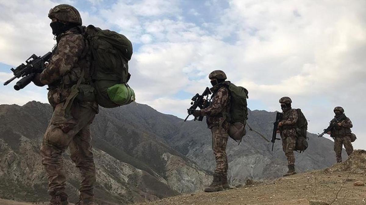 MSB açıkladı: 3 terörist etkisiz hale getirildi