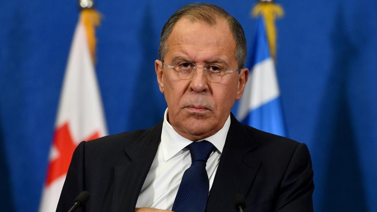 Rusya Dışişleri Bakanı Lavrov'dan Doğu Akdeniz açıklaması: Sorunların karşılıklı diyalogla çözülmesinden yanayız