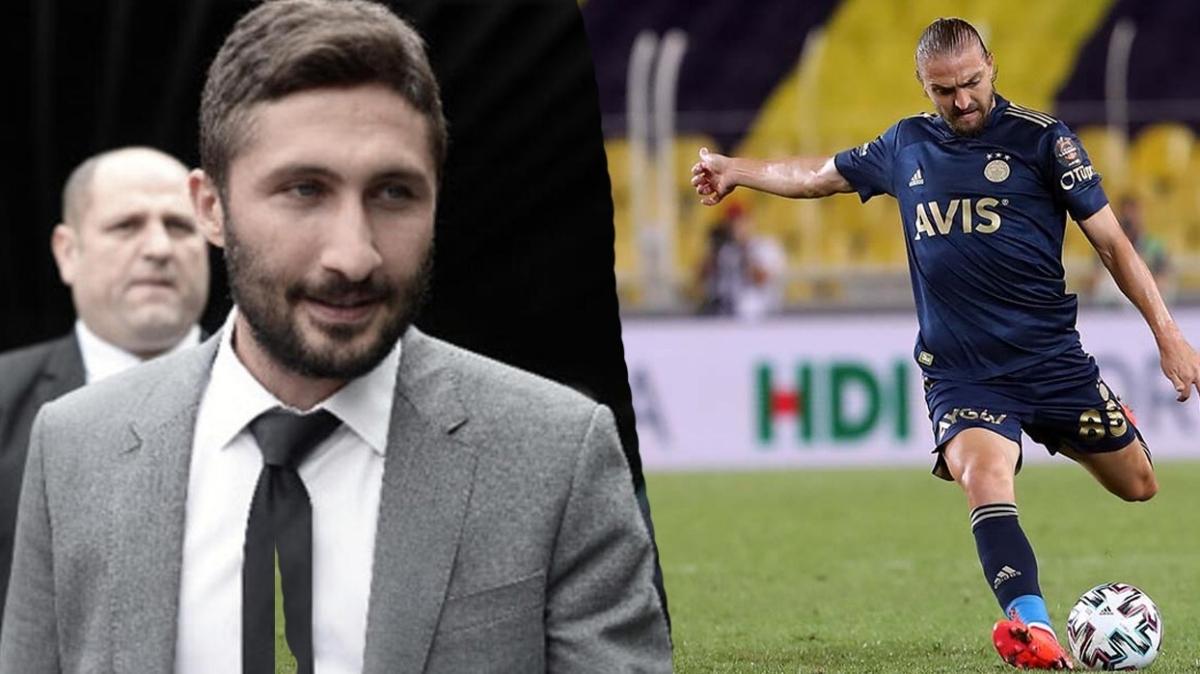 Sabri Sarıoğlu: Caner Erkin, ileride Fenerbahçe'ye sorun olabilir