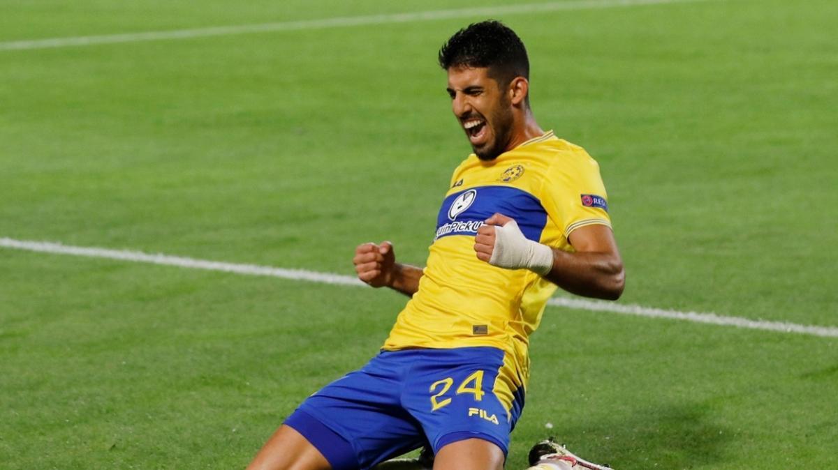 Sivasspor'un rakibi Maccabi Tel-Aviv, ligde haftayı 1 puanla kapattı