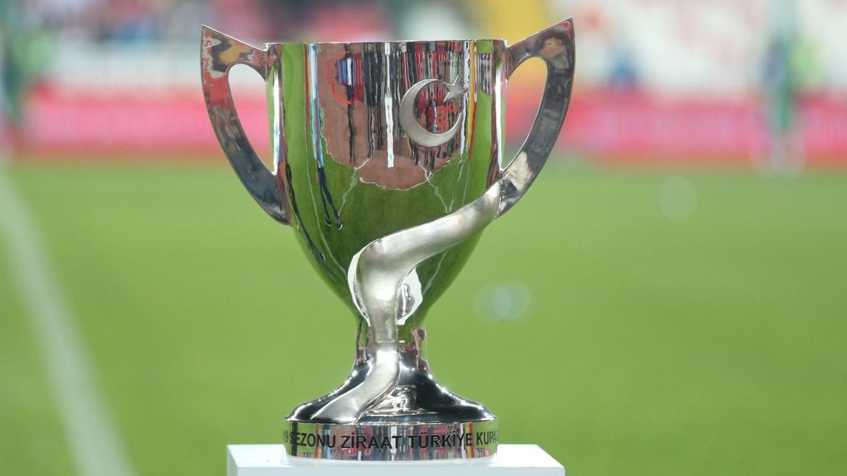 Türkiye Kupası'nda 3. tur programı belli oldu