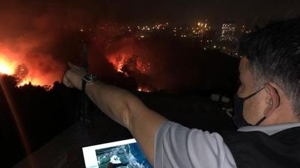 Bakan Pakdemirli'den yangınlara ilişkin açıklama