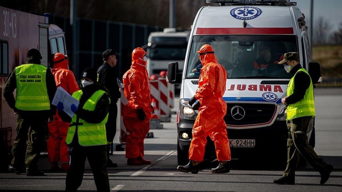 Avrupa ülkelerinde koronavirüs alarmı