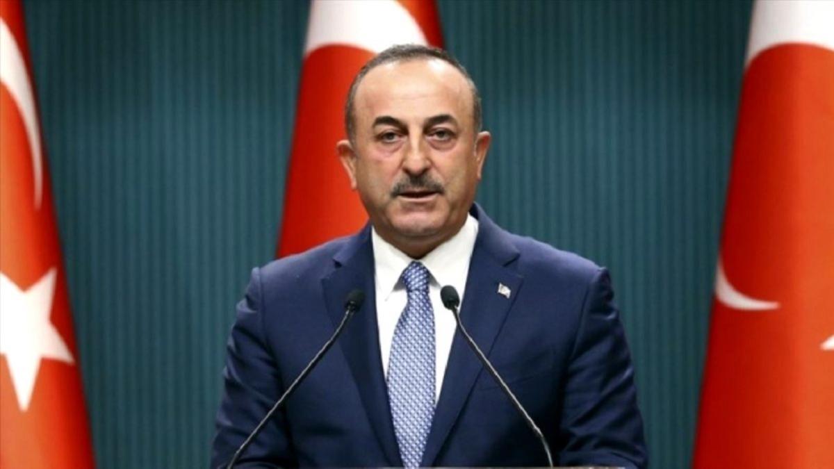Bakan Çavuşoğlu, Pakistanlı mevkidaşı ile görüştü