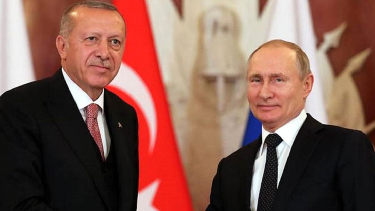 Başkan Erdoğan ile Putin'den kritik görüşme: Suriye ve Dağlık Karabağ konuları ele alındı