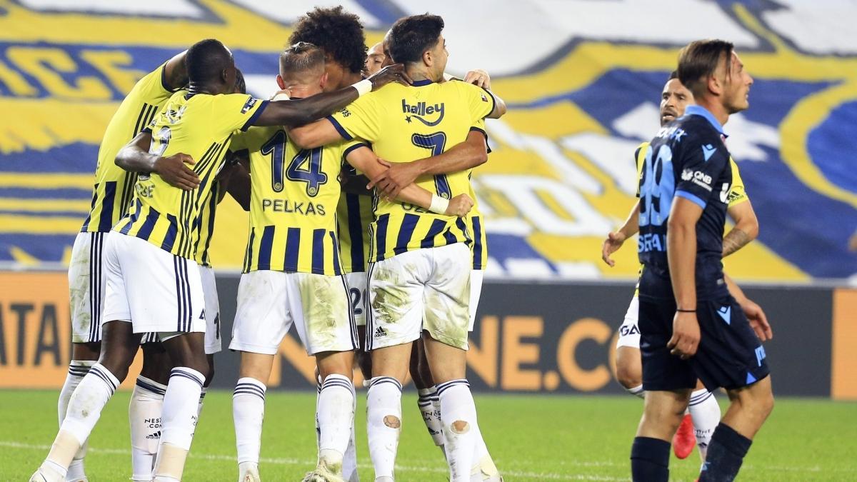Fenerbahçe durduğu yerden atıyor!