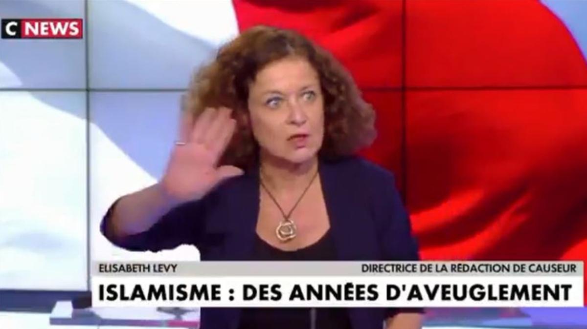 """Fransız gazetecinin """"başörtülerini çıkarsınlar"""" açıklaması tepki çekti: Yayına sarhoş mu çıktın"""""""