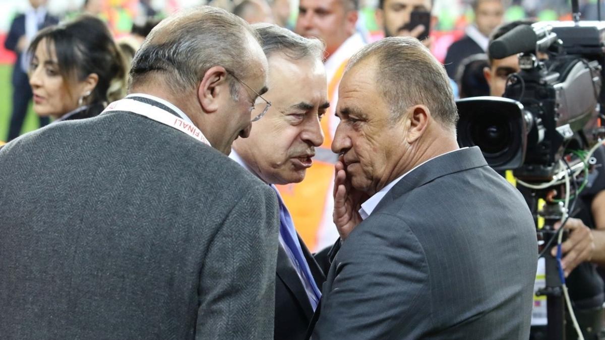 Galatasaray'da 'her şey yolunda'