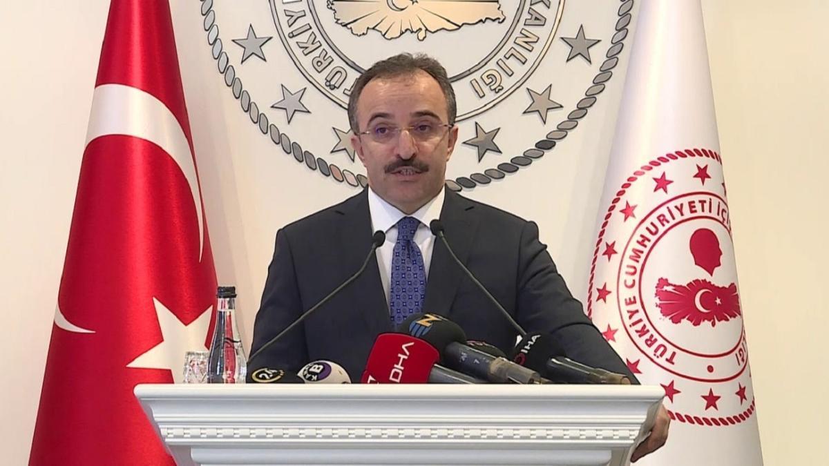 İçişleri Bakanı Sözcüsü Çataklı'dan 29 Ekim açıklaması: Kutlanacak hem de coşkuyla
