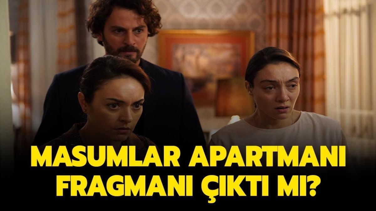 """Masumlar Apartmanı 8. bölüm fragmanı yayınlandı mı"""""""
